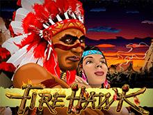 Игровой автомат Огненный Ястреб